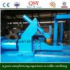 Máquina machacante de goma para reciclar los neumáticos inútiles con Ce