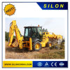 Liugong Clg777aiii Backhoe Loader 8400kg con 98HP Perkins Power
