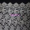 Mode et Beautiful Flower Micro Fiber Lace Fabric