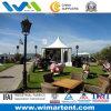 4mx4m Aluminum PVC Pagoda Tent für Resting Raum, Shade