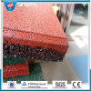 Recycleer Betonmolen van de Mat van de Kleuterschool de Rubber dragen-Bestand Rubber Kleurrijke Rubber