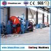 Faisceau de secteur de machine de fabrication de câbles de Matériel-Spirale de câble