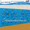 Oceaan Eigenschap die de Plastic Muur van de Reeks van de Speelplaats (HF-19003) beklimmen