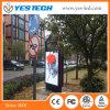 간판을 광고하는 Yestech 옥외 방수 LED