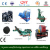 Automatic cheio Tire Recycling Machine para Tyre/Tyre Recycle Machine
