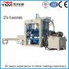 Bloc automatique de qualité faisant machine la brique usiner (QT4-15)