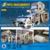 Papier de soie de soie de bonne qualité de toilette faisant la chaîne de production de papier de serviette de tissu de toilette de machine pour la centrale de papier