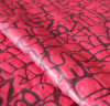 100% 210t di nylon Taffeta Crinkle Printed Fabrics