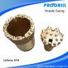 peu Drilling de double enveloppe de 133mm pour jointoyer des trous