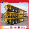 20FT-40FT halb Schlussteil-Versandbehälter-Transport für Verkauf