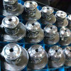 El trabajar a máquina del eje del CNC 5 de las piezas de automóvil