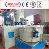 Máquina de mezcla de plástico para el PVC en polvo