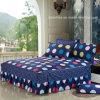 Bedsheets simples frescos de Ikea do algodão de 100% ajustados