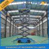 500kg 8m Hydraulische Lucht Elektrische Telescopische Lift voor het Schilderen