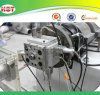 PVC/PE hölzerner Plastik WPC erstellt Extruder/Herstellung-Maschinen ein Profil