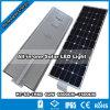 Hitechled 60W LED 100W PV Luminaria Solar Integrada Farolas Solares Todo En Uno Inteligentes