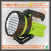 Nachladbarer 37PCS LED Scheinwerfer für das Suchen, jagend, Dringlichkeit