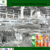 Automatic Glass Bottled Fruit Juice Filling Line