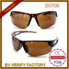 Demi Tort mitad-borde exterior gafas de sol deportivas con polarizado Lenes