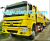 Construcción 6X4 carro de vaciado pesado de 30 toneladas