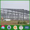 Edificio prefabricado del almacén de la estructura de acero de la construcción