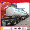 Du Tri-Essieu 42cbm du carbone d'acier remorque de camion-citerne d'essence semi