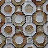 De hete Waterjet van de Vorm van de Verkoop Onregelmatige Decoratieve Tegel van het Glas voor Woonkamer
