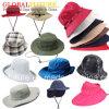 屋外方法夏は移動の日曜日のバケツの帽子をカスタム設計する