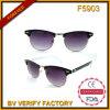 F5903 Metaal en de Plastiek Gemengde Zonnebril van het Frame