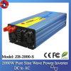 2000W 24V gelijkstroom aan 110/220V AC Pure Sine Wave Power Inverter