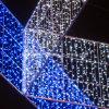Festival LED luces de la secuencia (RY-GSL-100) para la decoración al aire libre