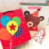Kundenspezifische rote Geschenk-Beutel mit neuem Entwurf