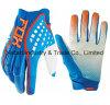 Голубая перчатка Bike грязи высокого качества новой модели для всадника (MAG40)