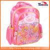 Sacos de escola impermeáveis do saco da trouxa dos desenhos animados pequenos da tampa da chuva do saco de escola