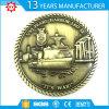 Fabricante de coleta antigo das moedas dos medalhões