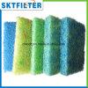 Циновка фильтра цветастых рыб пруда Kio био