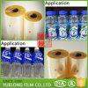 투명한 PVC 수축 필름