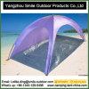 Einfaches faltendes Schutz-Strand-Zelt des Festival-1-2 der Personen-UV50+ Sun