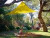 Garten-Kind-Spiel-Farbton-Segel