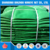 Het maagdelijke HDPE Materiële Net van de Veiligheid van de Steiger