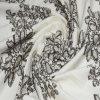 160GSM 100%Cotton Afgedrukt Jersey voor de Kleding van Vrouwen