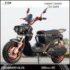 Moped elétrico do trotinette do Vespa de 72V 1000W, trotinette ereto elétrico de 2 rodas com pedal