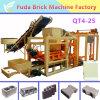 Machine de fabrication de brique automatique de cendres volantes de technologie de Shengya Allemagne