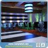 Танцевальная площадка установки портативной танцевальной площадки танцевальной площадки переклейки Polished легкая для гостиницы