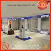 El soporte de visualización del almacén de ropa arropa la unidad de visualización para el departamento