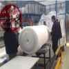 Laine en fibre de polyester pour la couverture acoustique à feutrine acoustique à la maison