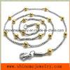 Caliente-Vendiendo el collar de la joyería de la manera del encadenamiento del grano del acero inoxidable (SSNL2631)