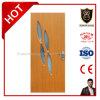 ヨーロッパの市場PVC/MDFの木製の内部ドア