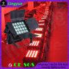 20PCS 15W 5in1는 DMX 512 LED 동위 빛을 방수 처리한다
