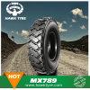 Superhawk 타이어 12r22.5 구획 패턴 광선 트럭 타이어